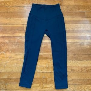 lululemon athletica All the Right Places crop 23""